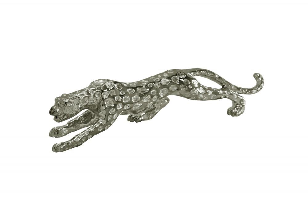 EUROHOME Хищный серебряный гепард 1011-2