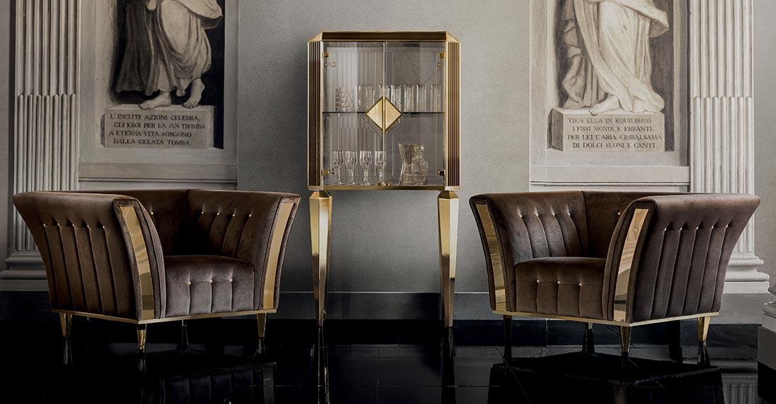 Arredo Classic DIAMANTE Кресло