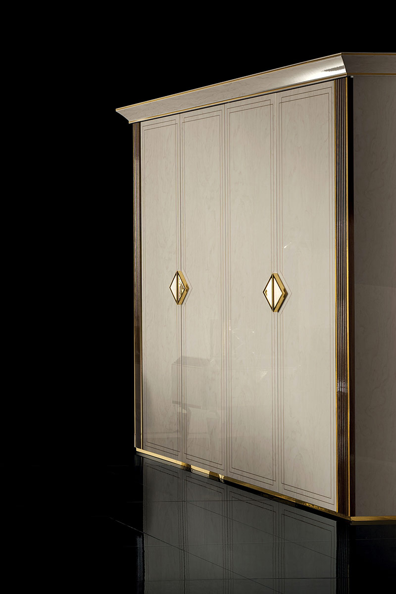 Arredo Classic DIAMANTE Шкаф 4-х дверный