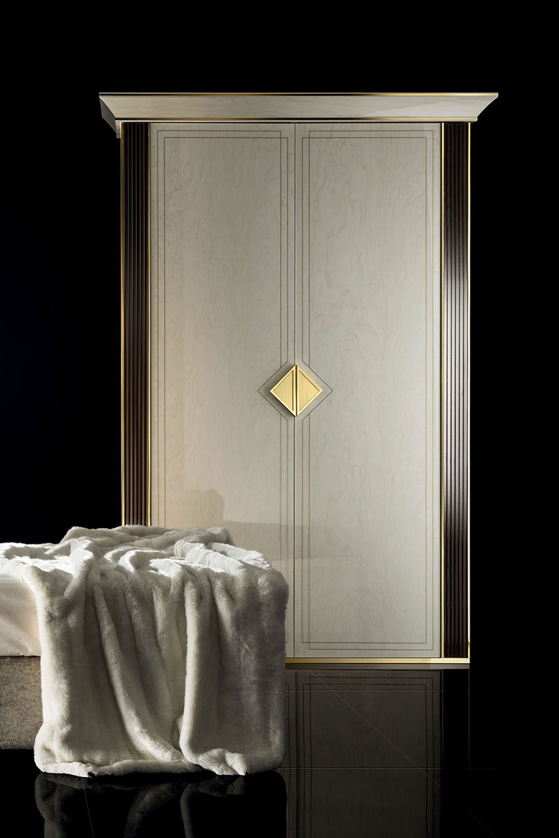 Arredo Classic DIAMANTE Шкаф 2-х дверный