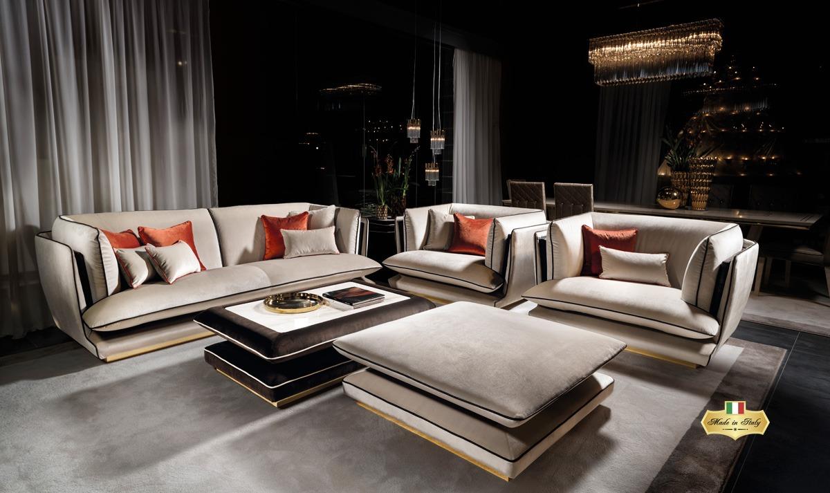 Arredo Classic ALLURE Кресло с подушками