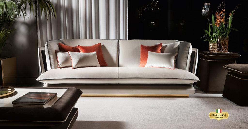 Arredo Classic ALLURE Диван 2-х местный с подушками