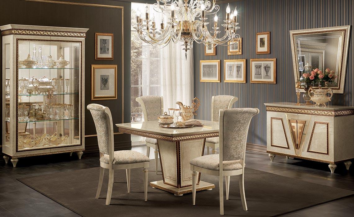 Arredo Classic Fantasia Стол квадратный раскладной