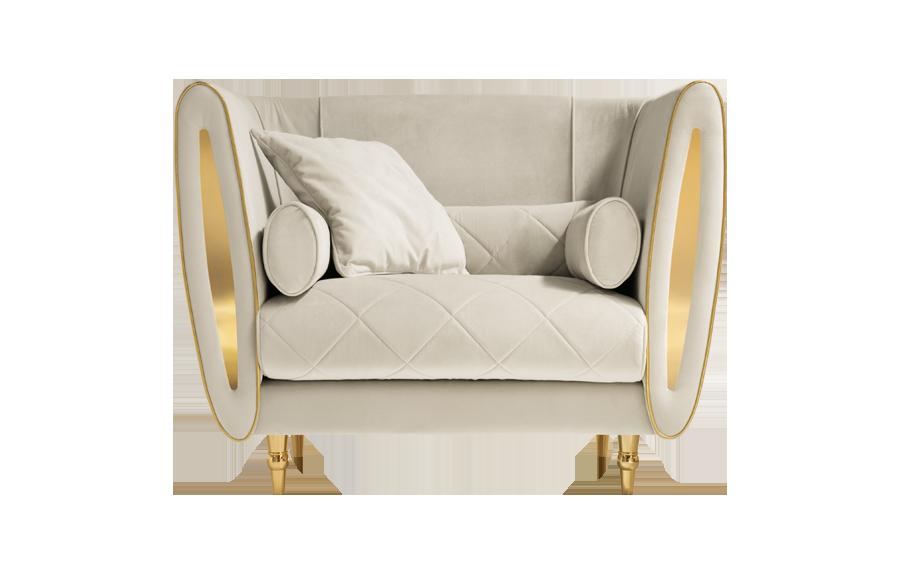 Arredo Classic SIPARIO Кресло с подушками
