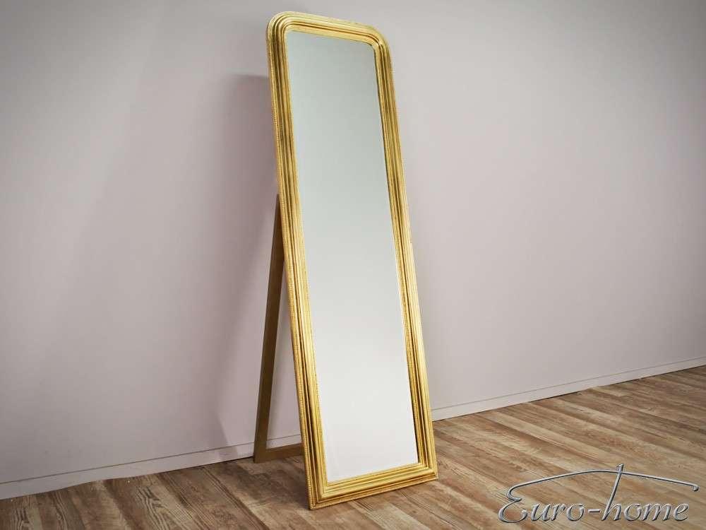 EUROHOME напольное зеркало закругленная рама