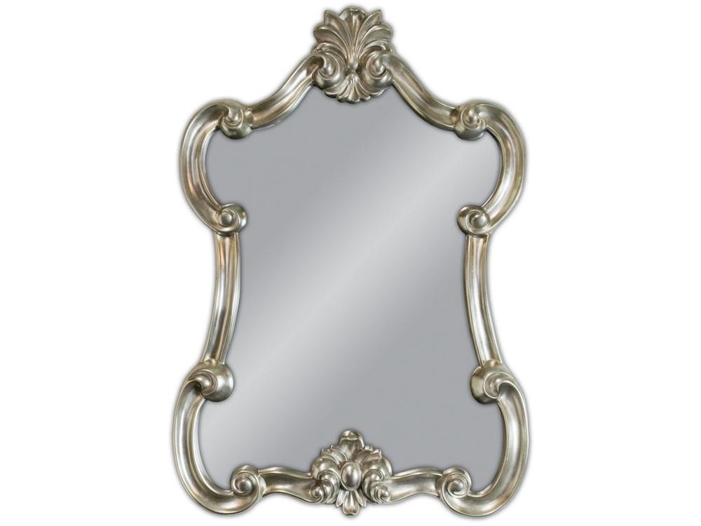 EUROHOME Декоративное серебряное зеркало 61×90 PU-039B