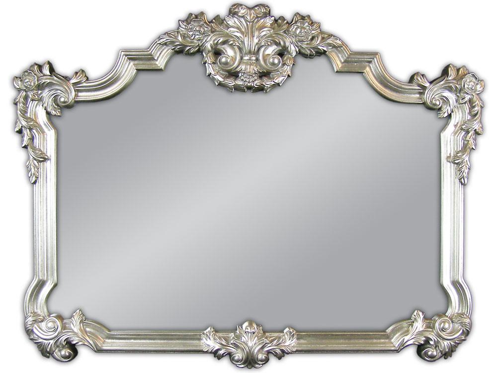 EUROHOME Декоративное серебряное зеркало PU-172 100×122
