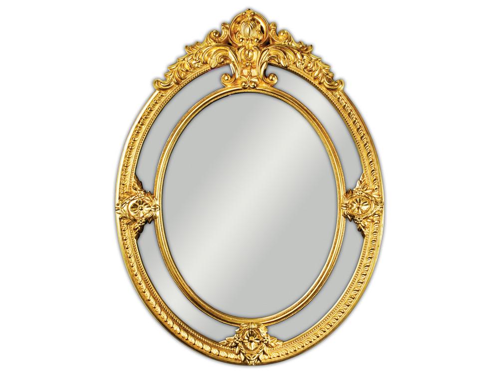 EUROHOME Зеркала в золоте