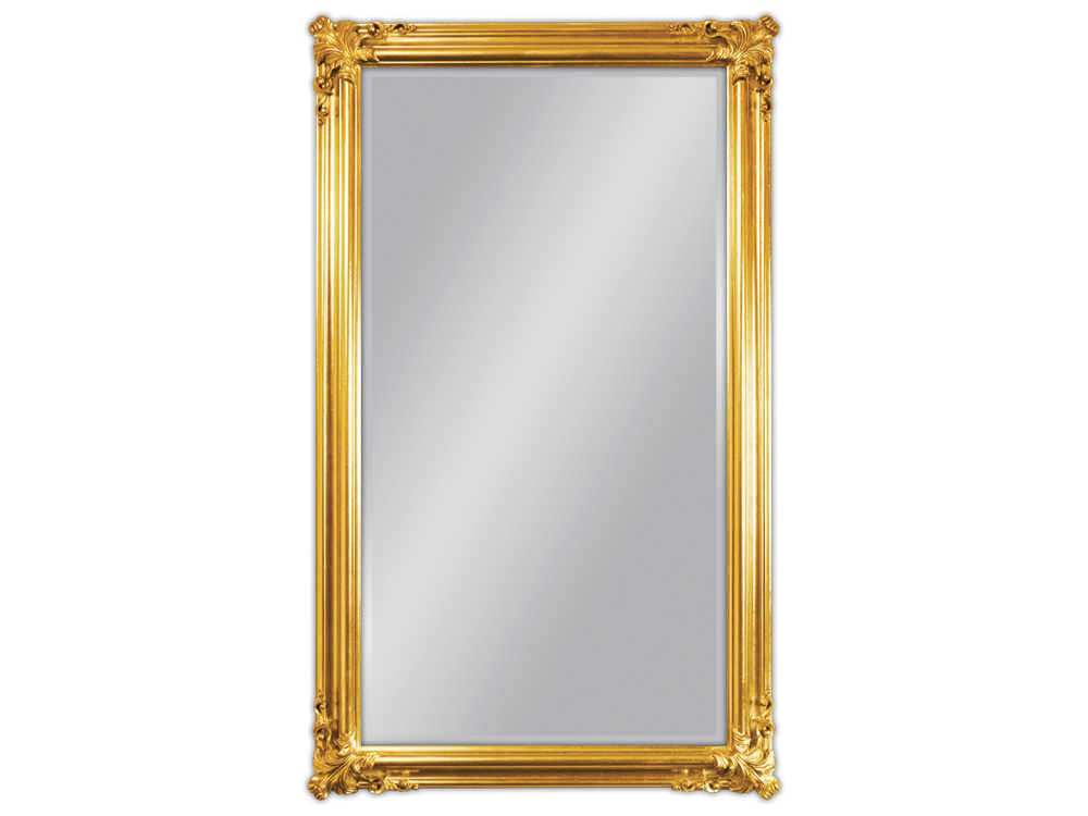 EUROHOME Зеркало в деревянной раме 90×150