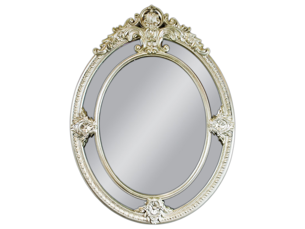 EUROHOME Зеркала в серебре