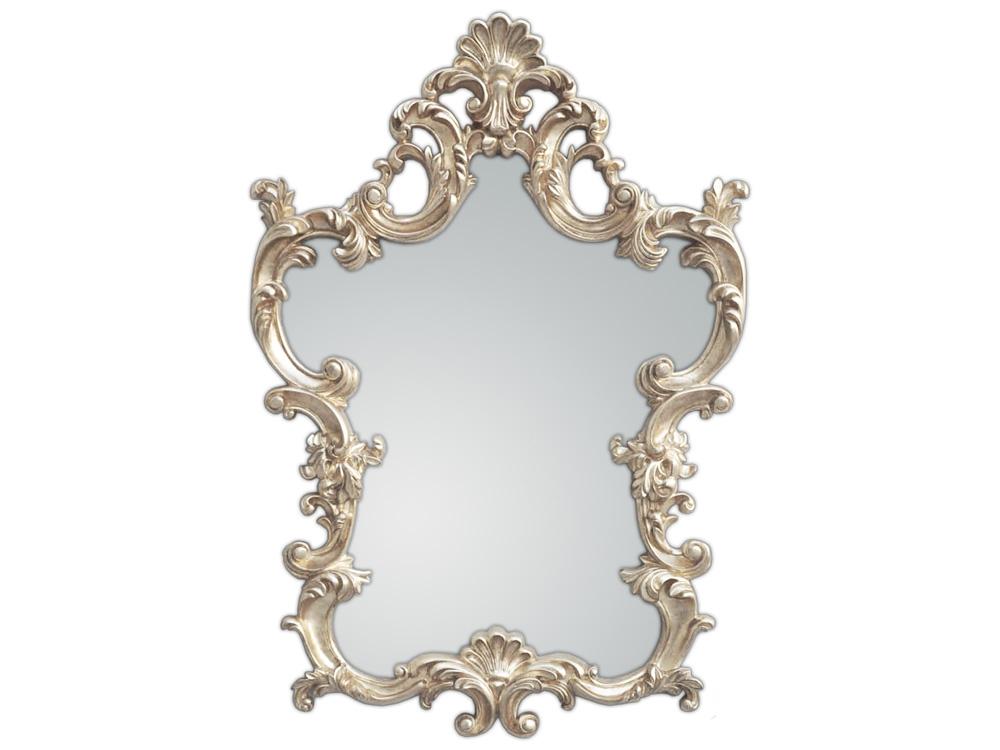 EUROHOME Декоративное серебряное зеркало 76×110 PU-275