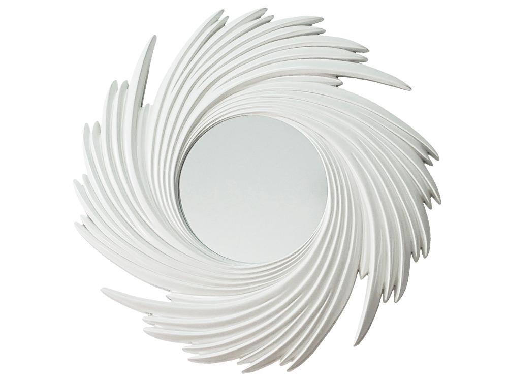 EUROHOME Белые зеркальные солнечные лучи