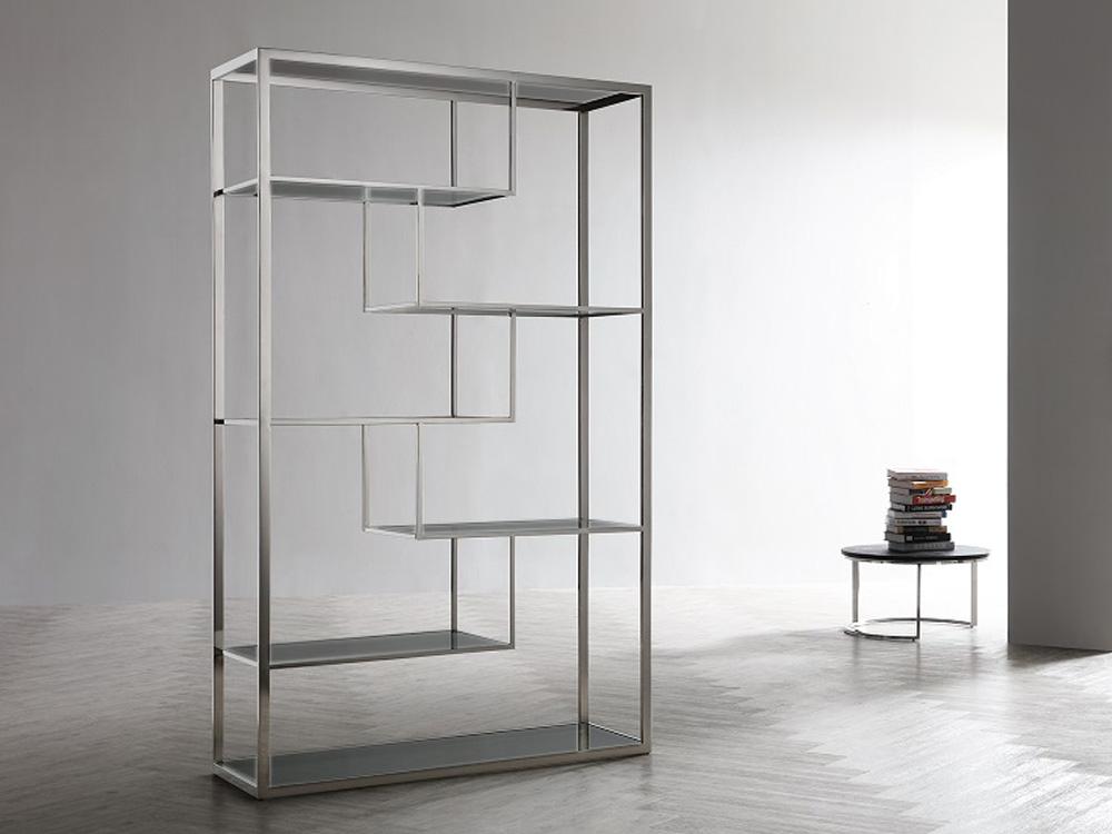 Eurohome Геометрический книжный шкаф gg-1067 sr sz