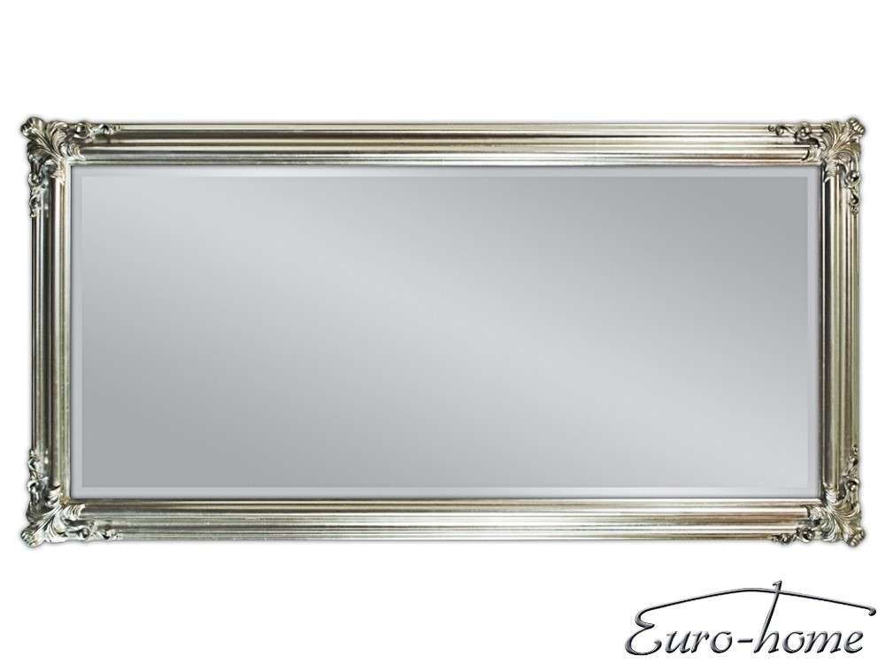 EUROHOME Зеркало в деревянной раме 90×180 21023-1