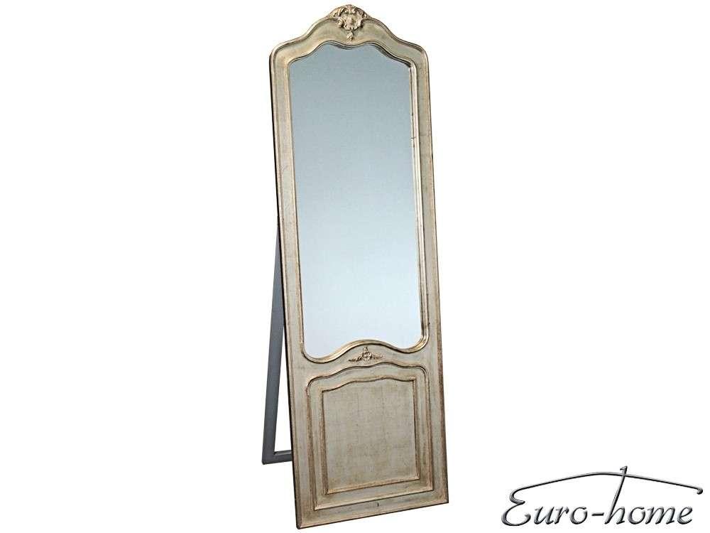 EUROHOME Напольное зеркало рама дерево
