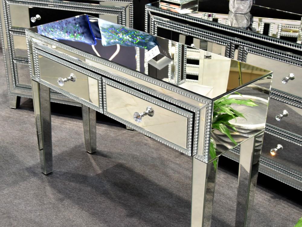 Eurohome Зеркальный туалетный столик гламур JS60