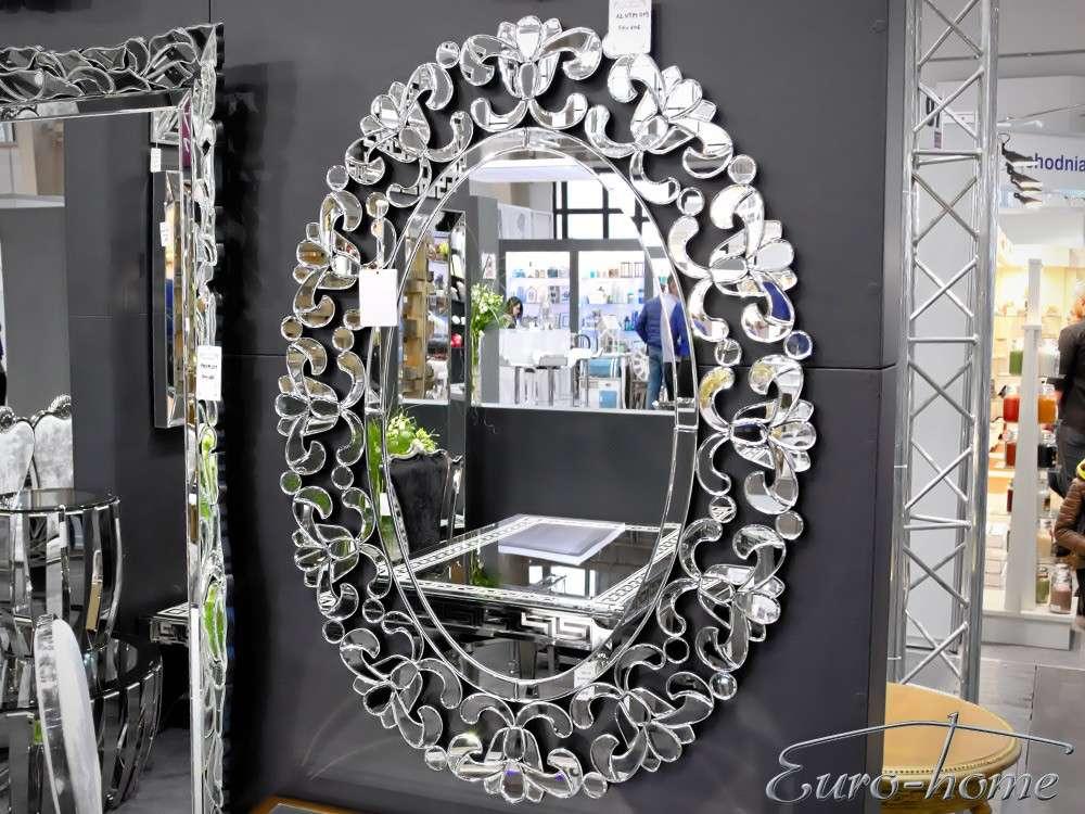 EUROHOME зеркало в ажурной раме