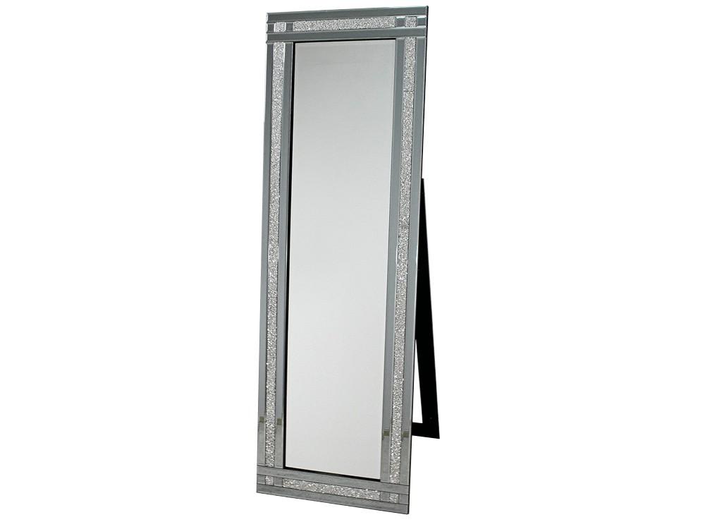 EUROHOME Напольное зеркало с цирконом