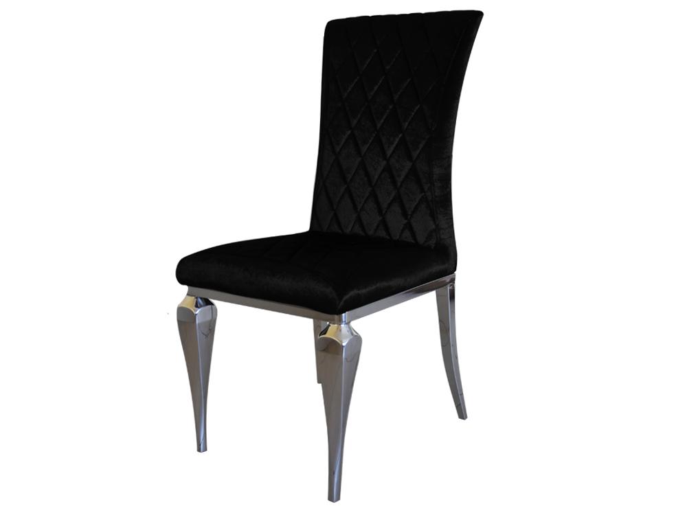Eurohome Элегантный бархатный стул FT190-1
