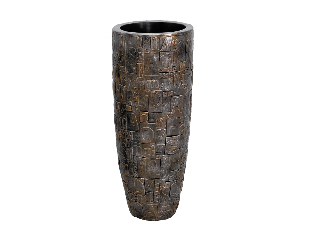 Eurohome Вазон 2097/3 90x36cm