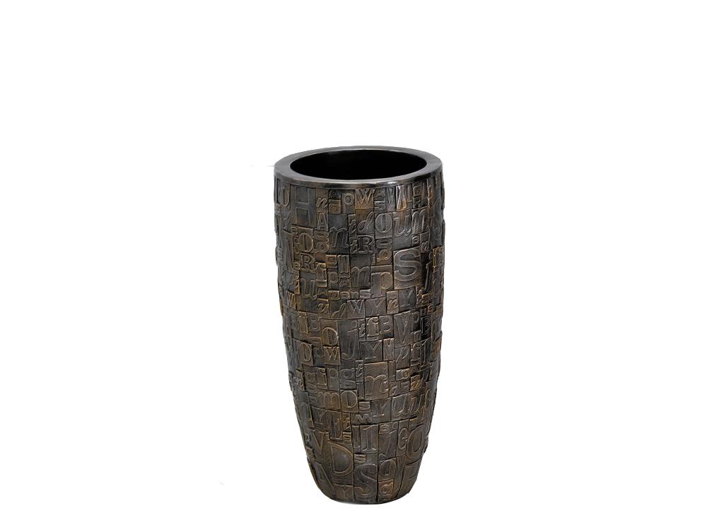 Eurohome Вазон 2097/3 70x33cm