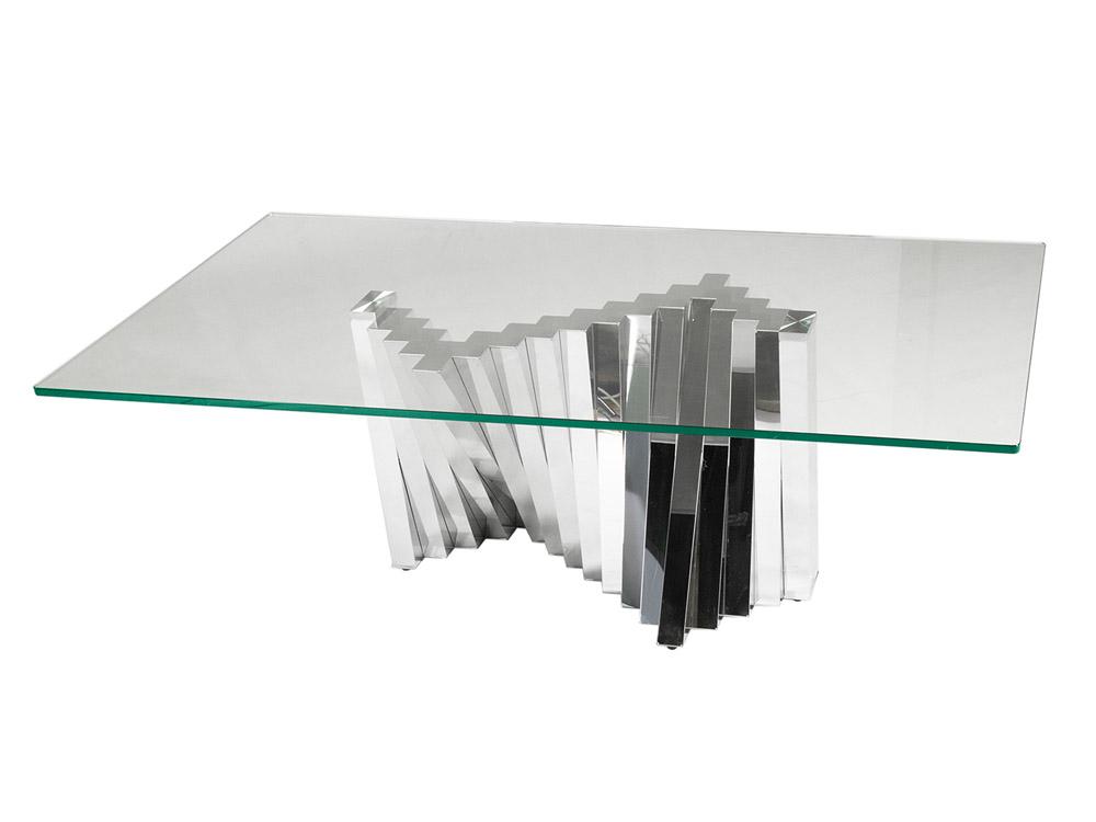 Eurohome Дизайнерский журнальный столик 130 х 43 см CT2056C