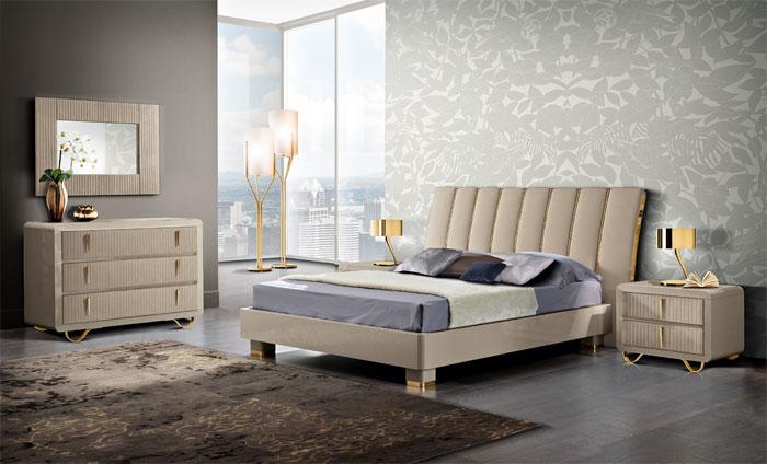 SABER AMBER Кровать Prestige