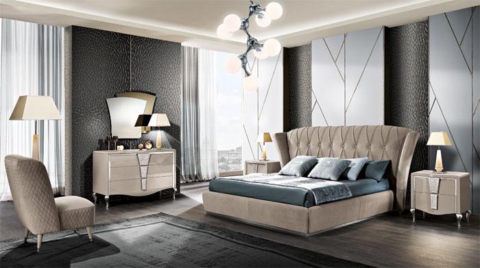 SABER AMBER Кровать JADE