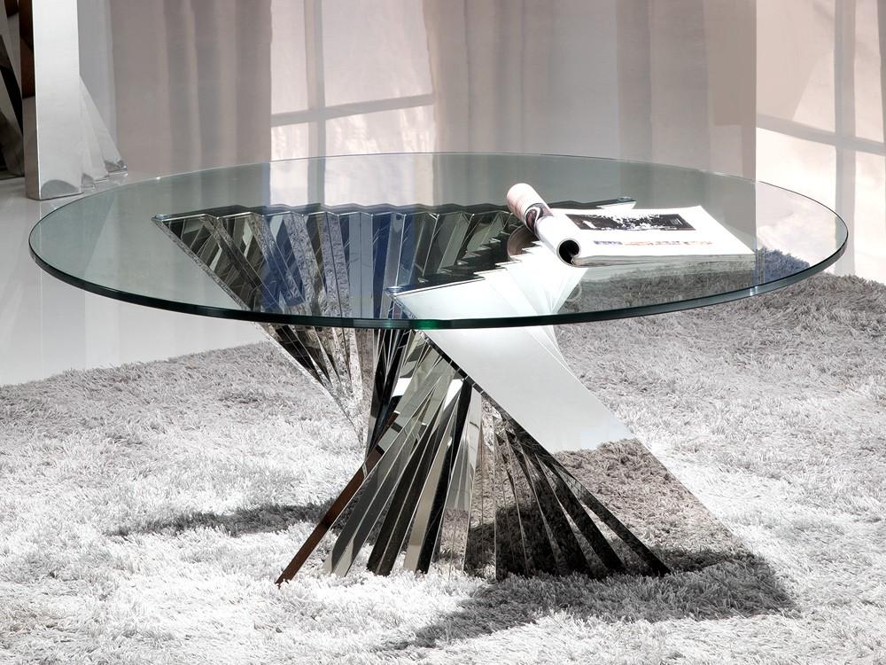 Eurohome Дизайнерский журнальный столик 100 х 42 см CT2071C