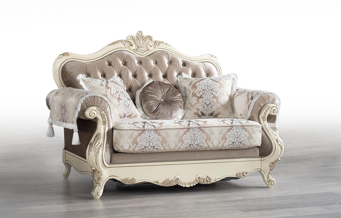 Mebus Империя диван (двойка) 190х90