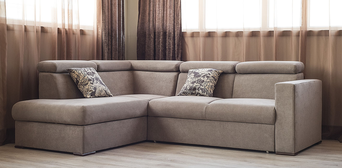 Mebus Люкс диван (угол) 195х125