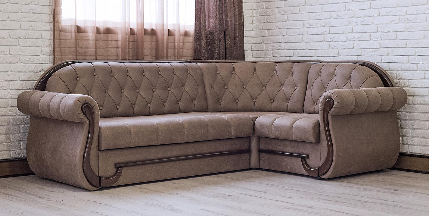 Mebus Атаман диван (угол) 205х125