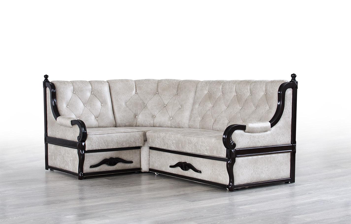 Mebus Граф диван (угол) 200х125