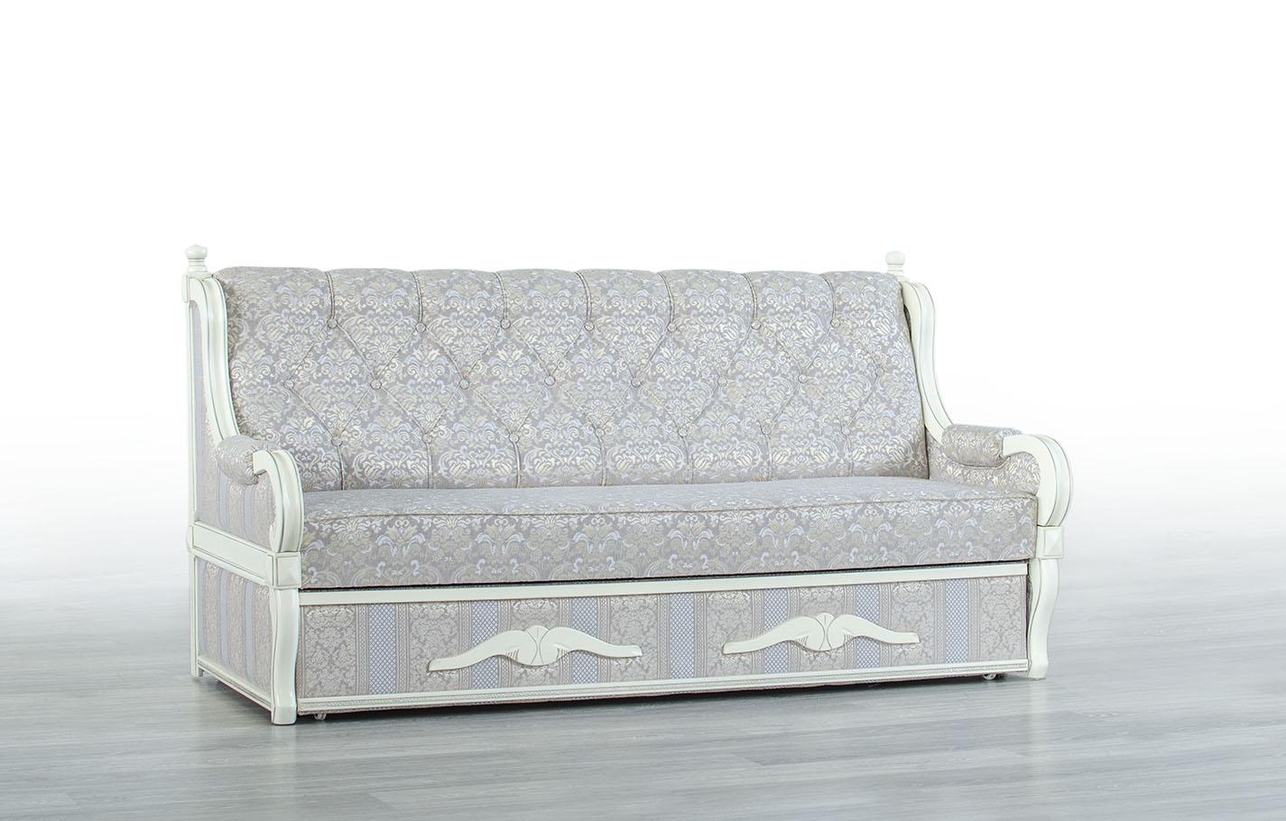 Mebus Граф диван (тройка) 185х125