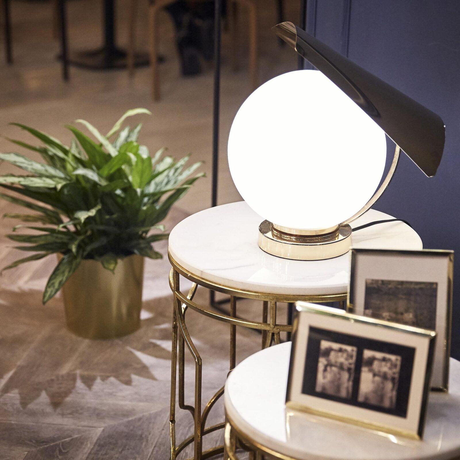 Ideal-lux Настольная лампа PENOMBRA TL1
