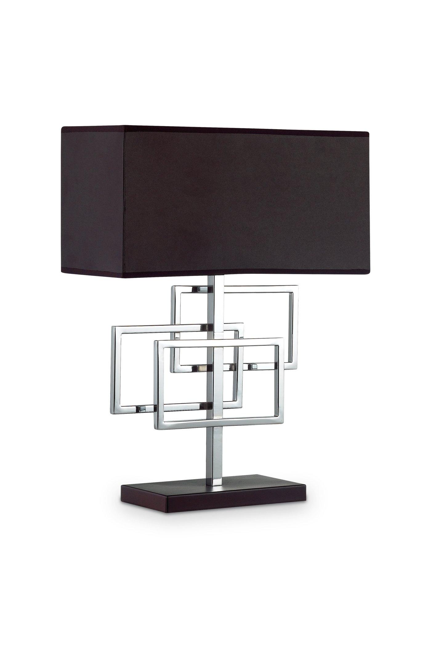 Ideal-lux Настольная лампа LUXURY TL1 хром