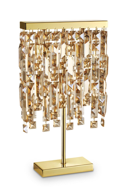 Ideal-lux Настольная лампа ELISIR TL2 латунь