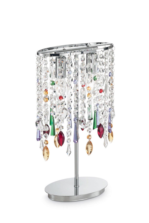 Ideal-lux Настольная лампа RAIN TL2 multicolor